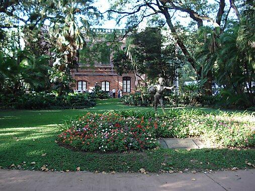 Botanical Garden Of Carlos Thays Buenos Aires Tripomatic