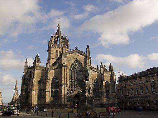 Highlights of Old Edinburgh