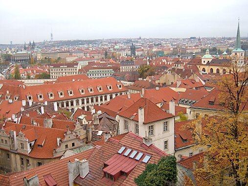 Prague Castle District Castle District in Prague