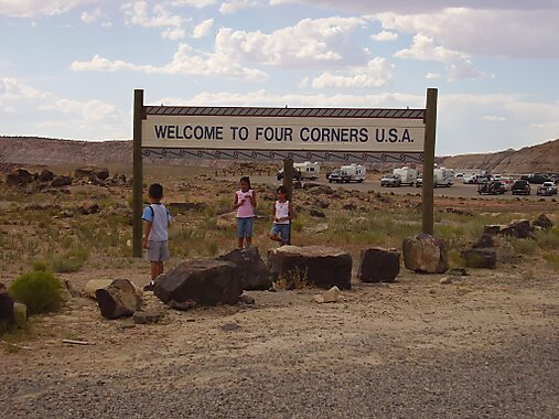 four corners - photo #14