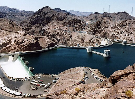 Boulder City and Hoover Dam Tour