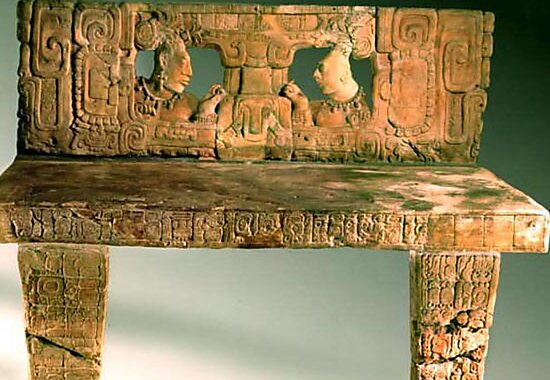 Piedras Negras in Guatemala