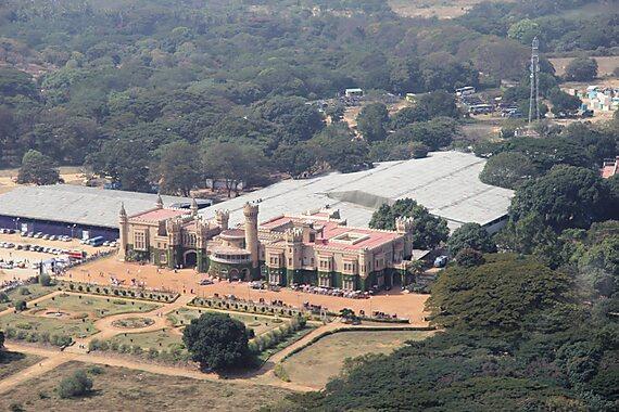 Hotels near International Airport at Bangalore - Bengaluru