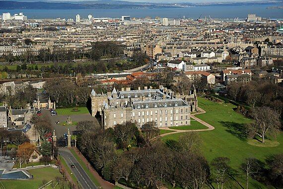 A Quick Visit in Edinburgh