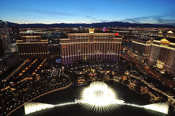 Prominent Resorts in Las Vegas