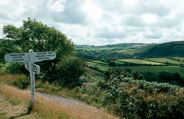 Exmoor National Park United Kingdom  city pictures gallery : Exmoor National Park in United Kingdom