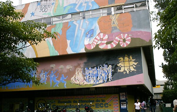 Universidad de San Carlos de Guatemala in Guatemala City, Guatemala