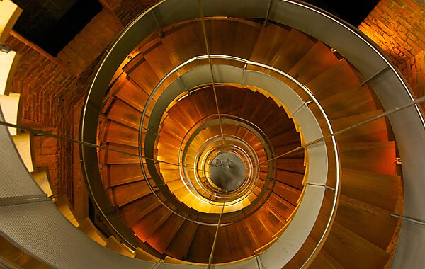 The Lighthouse Lighthouse glasgow spiral staircase