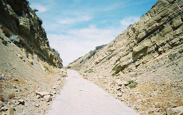 Ridge Route California Tripomatic
