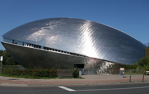 Universum Science Center in Bremen, Germany