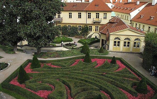 vrtba garden prague czech - photo #14
