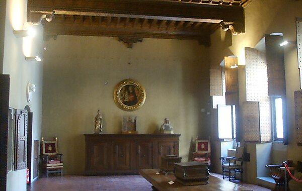 Davanzati Palace in Florence, Italy