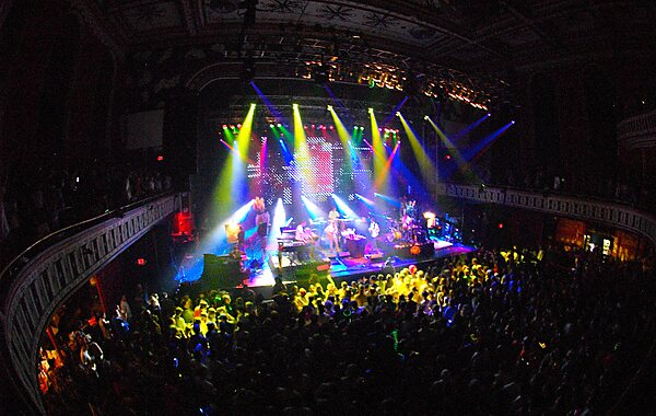 The Tabernacle in Atlanta, United States