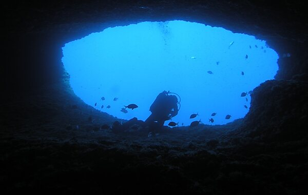 Grotta di Nereo Belvedere della Grotta di Nereo