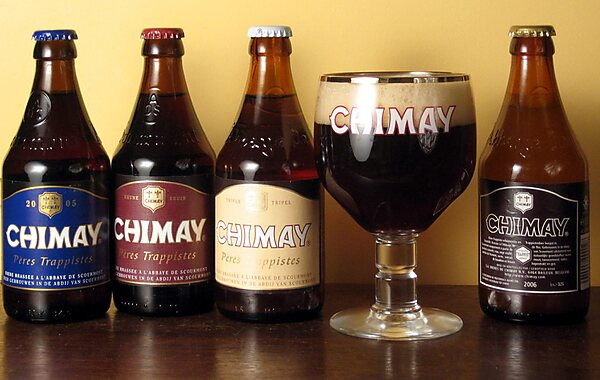 Chimay Brewery Chimays