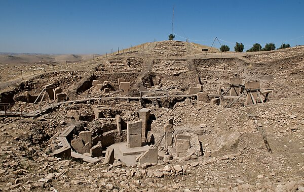 Göbekli Tepe in Turkey