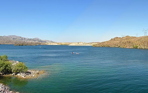 Lake mohave nevada tripomatic for Lake mohave fishing