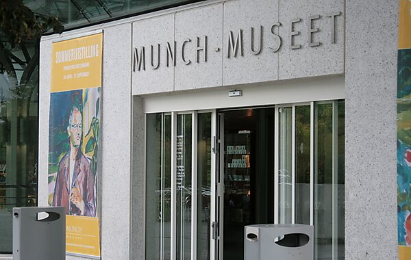 Munch Museum Oslo in Oslo, Norway