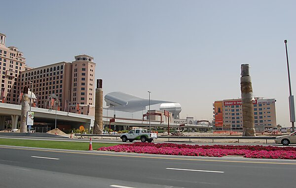 Mall of the Emirates in Dubai, United Arab Emirates