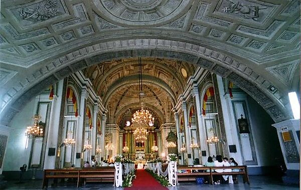San Agustin Church San Agustin 2