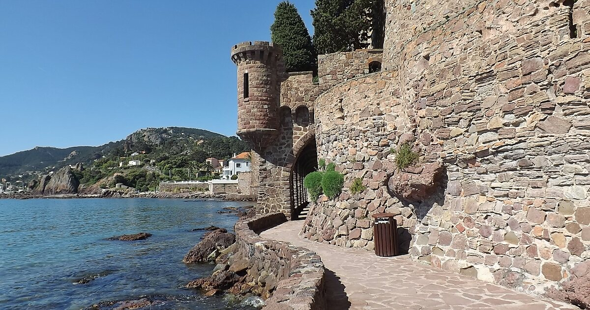 Map Of Cannes Attractions Sygic Travel