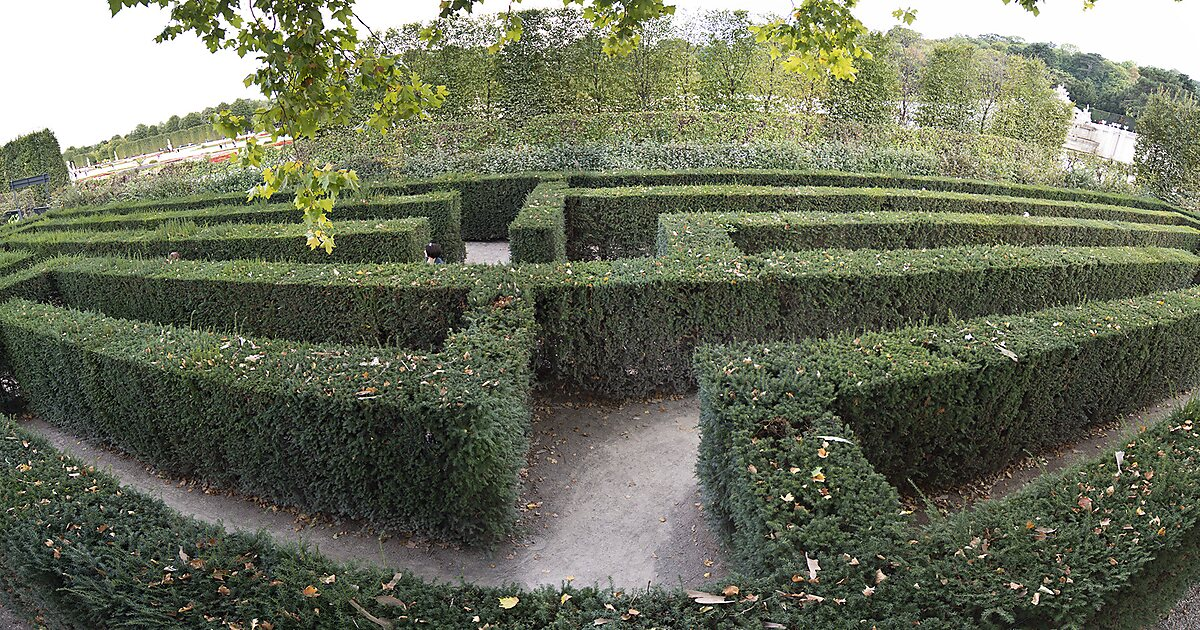 Labyrinth Vienna Vienna Sygic Travel