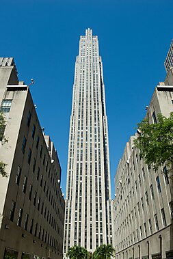 Rockefeller center new york sygic travel for Attractions near new york city