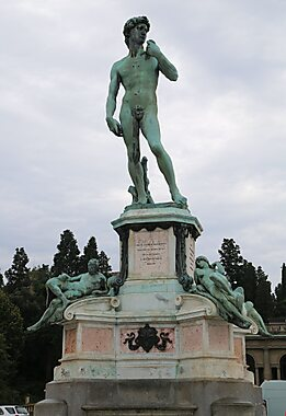 Piazzale Michelangelo Florence Sygic Travel
