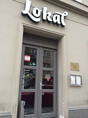 Lokal Restaurant Prague