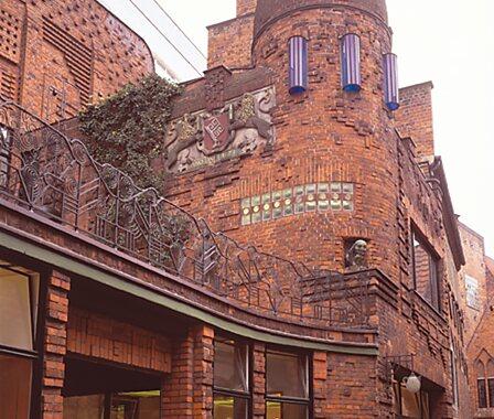 Paula Modersohn-Becker Museum in Bremen, Germany