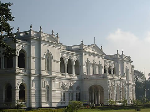 National Museum of Colombo in Colombo, Sri Lanka
