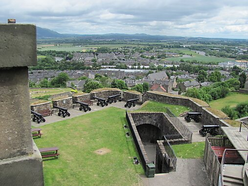 Stirling United Kingdom  city photos gallery : Stirling Castle in Stirling, United Kingdom