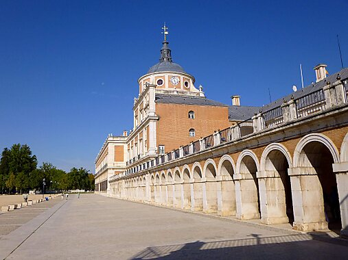 Royal Palace of Aranjuez – Aranjuez  Sygic Travel