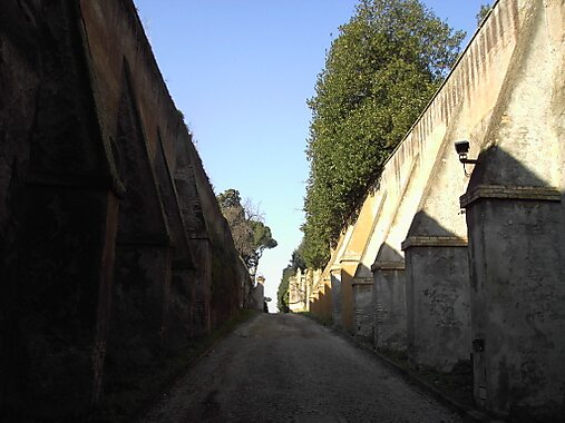 Porta pinciana rome sygic travel - Via di porta pinciana 34 roma ...
