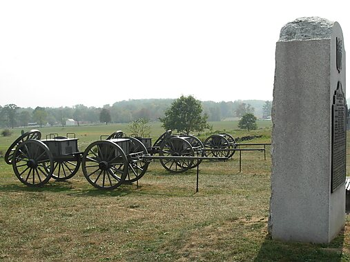 Gettysburg National Military Park Pennsylvania Sygic