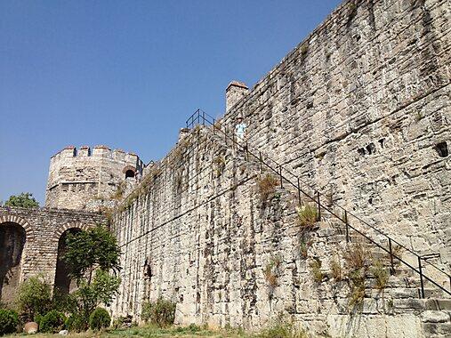 Yedikule Castle – Istanbul  Sygic Travel