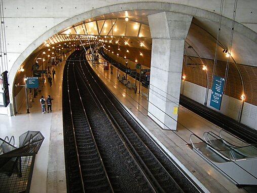 monaco train station to casino