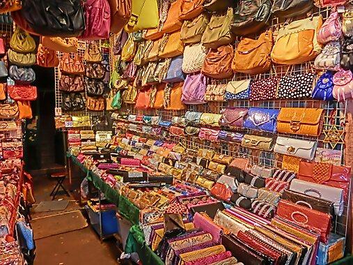 Ladies Market Hong Kong Tripomatic