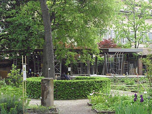 Brera botanical garden milan sygic travel for Garden designer milano