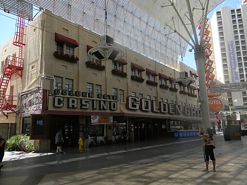 fremont east district pictures