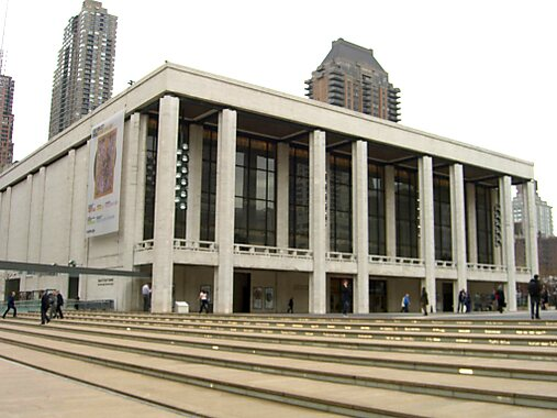 New york city ballet new york sygic travel for Attractions near new york city