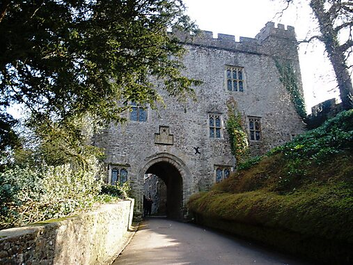 Dunster United Kingdom  City new picture : Dunster Castle in United Kingdom