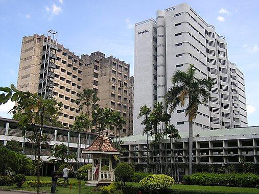 Chulalongkorn University – Bangkok  Sygic Travel
