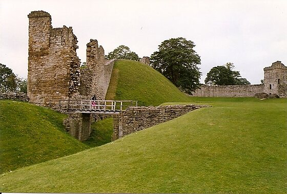 Pickering United Kingdom  City new picture : Pickering Castle in United Kingdom