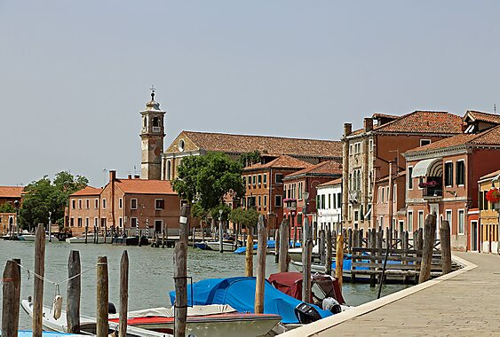 how to get to murano island from venice