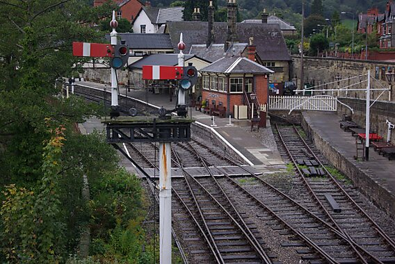 Llangollen United Kingdom  city photo : Llangollen Railway in United Kingdom