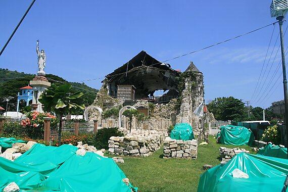 Loboc Philippines  City pictures : Loboc Church – Philippines | Sygic Travel