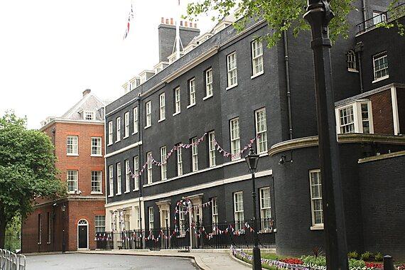 10 downing street london sygic travel. Black Bedroom Furniture Sets. Home Design Ideas
