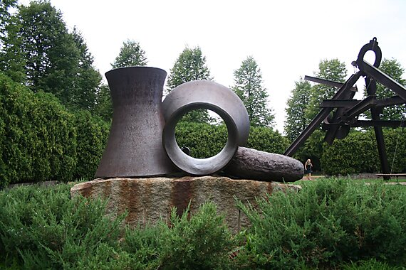 Minneapolis Sculpture Garden Minneapolis Sygic Travel