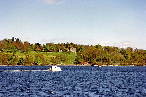 Balloch United Kingdom  city photos gallery : Balloch Castle in United Kingdom